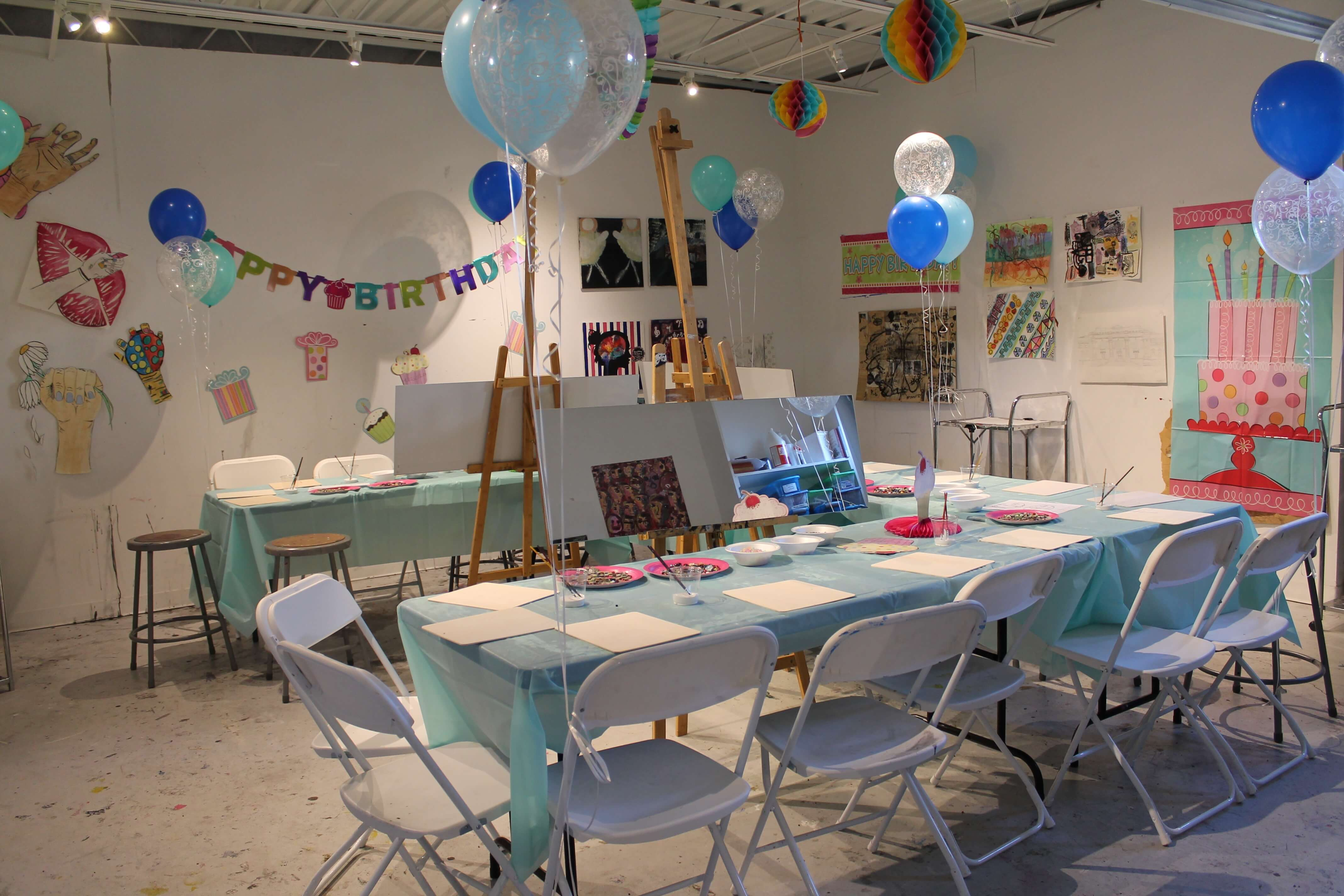 Birthday Parties Larchmont One River School